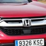 Prueba Honda CR-V VTEC Turbo 173 CV 4x4 parrilla delantera