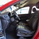 Prueba Honda CR-V VTEC Turbo 173 CV 4x4 plazas delanteras