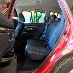 Prueba Honda CR-V VTEC Turbo 173 CV 4x4 plazas traseras