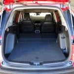 Prueba Honda CR-V maletero