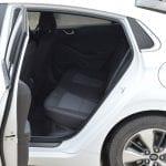 Prueba Hyundai Ioniq PHEV interior