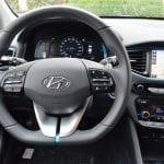 Prueba Hyundai Ioniq PHEV volante