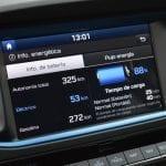 Prueba Hyundai Ioniq PHEV pantalla