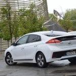 Prueba Hyundai Ioniq PHEV lateral