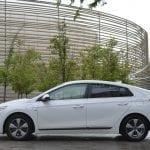 Prueba Hyundai Ioniq PHEV perfil