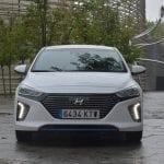 Prueba Hyundai Ioniq PHEV frontal