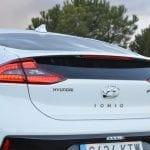 Prueba Hyundai Ioniq PHEV luneta