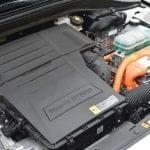 Prueba Hyundai Ioniq PHEV motor