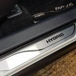 Alfombrillas del Toyota Rav4 2019 220H 4x2 Feel!