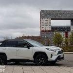 Prueba de consumo del Toyota Rav4 2019 220H 4x2 Feel!