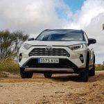 Off-road Toyota Rav4 2019 220H 4x2 Feel!