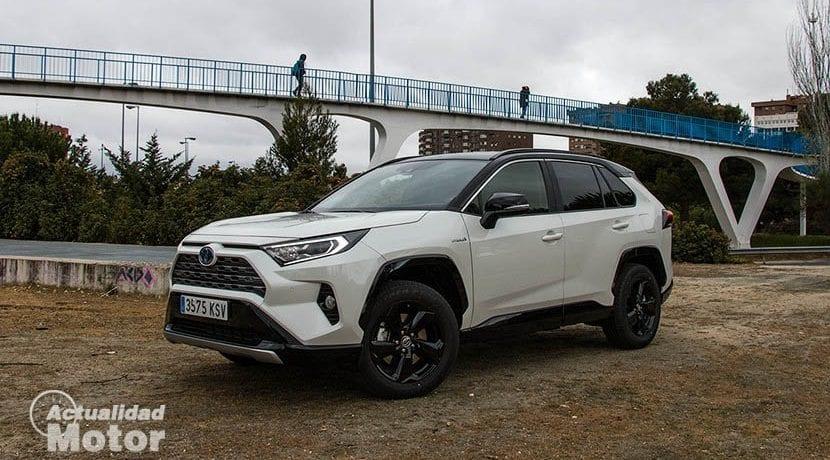 Toyota Rav4 2019 220H 4x2 Feel! Equipamiento