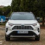 Morro del Toyota Rav4 2019 220H 4x2 Feel! en la prueba