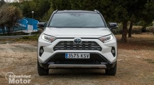 Precios del Toyota Rav4 2019 220H 4x2 Feel!