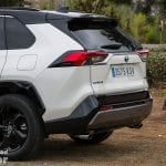 Portón trasero del Toyota Rav4 2019 220H 4x2 Feel!