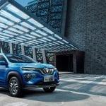 Renault City K-ZE perfil