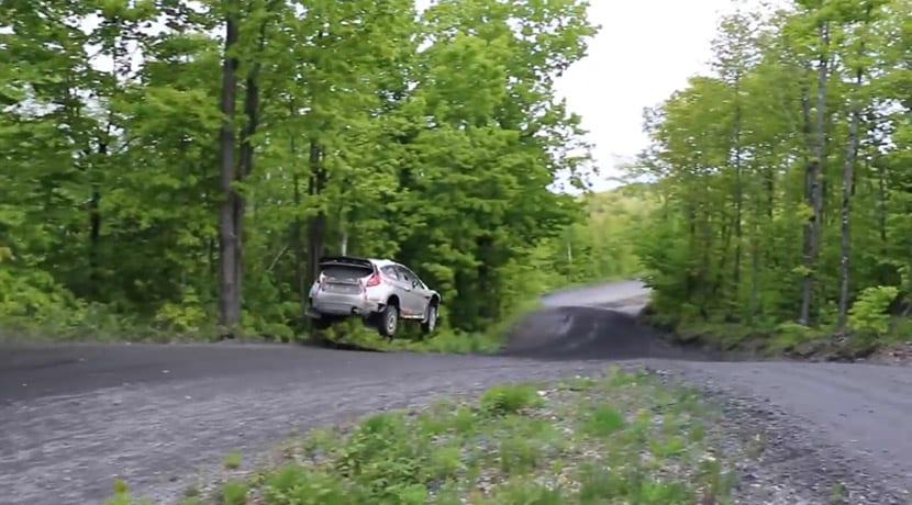 Cómo saltar con el coche Ford Fiesta