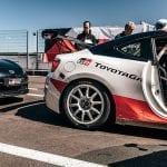 Toyota GT86 N3 competición en Toyota Gazoo Racing Experience