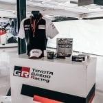 productos Toyota en Toyota Gazoo Racing Experience