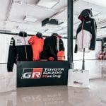Productos Gazoo Racing en Toyota Gazoo Racing Experience