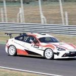 Toyota GT86 N3 asfalto en Toyota Gazoo Racing Experience