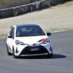 Toyota Gazoo Racing Experience Yaris GRMN