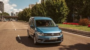 Volkswagen Caddy GNC