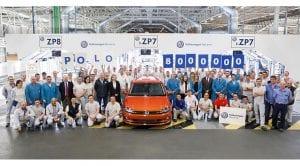 Volkswagen Navarra fabrica el Polo 8 millones