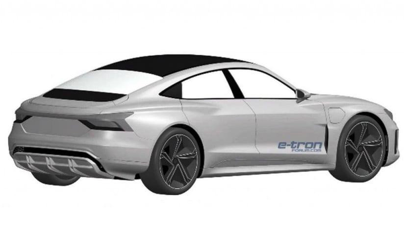 Audi e-tron GT zaga