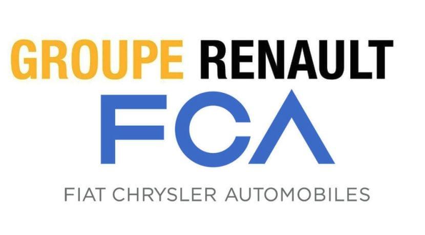 Grupo FCA - Grupo Renault - Fusión