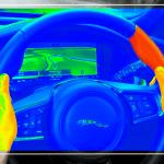 Jaguar volante sensorial