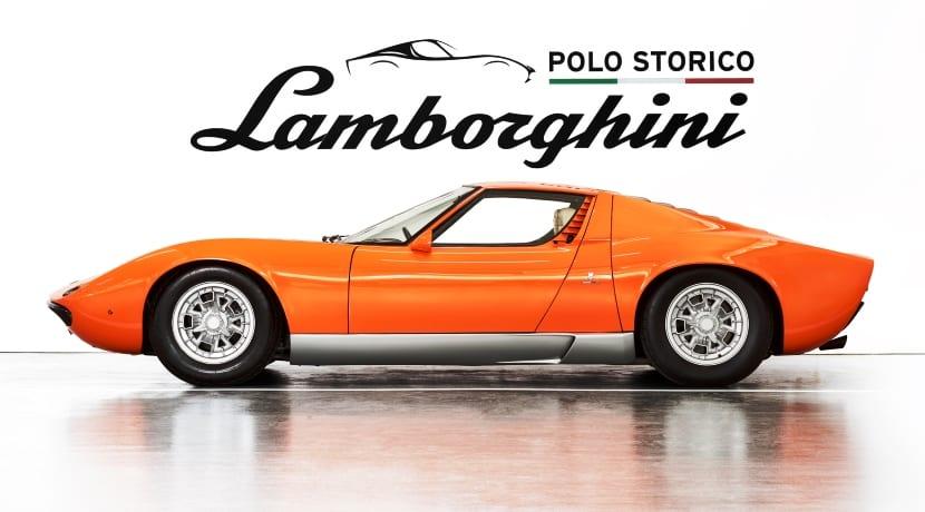 Lamborghini Miura P400 - The Italian Job