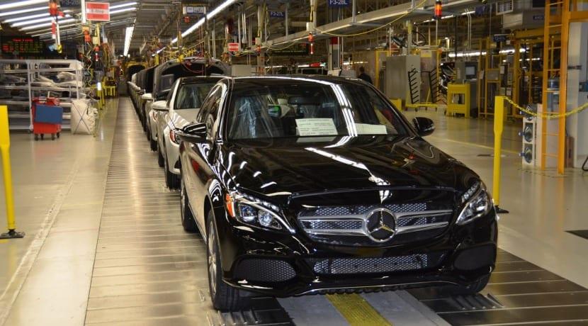 Mercedes-Benz Clase C Alabama