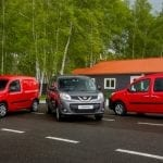 Nissan NV250 Pack shot