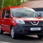 Nissan NV250 Van
