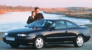 Opel Calibra 1989 - 2019 - 30 aniversario