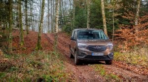 Opel Combo 4x4 by Dangel