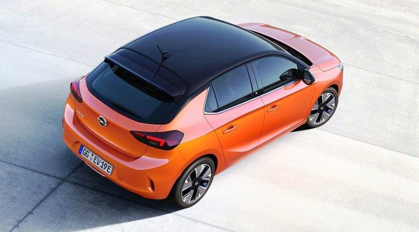 Opel Corsa F 2020