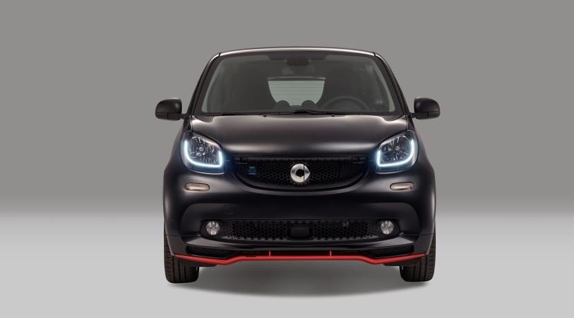 Smart EQ ForTwo Ushuaïa Limited Edition
