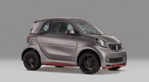 Smart EQ ForTwo Ushuaïa Limited Edition