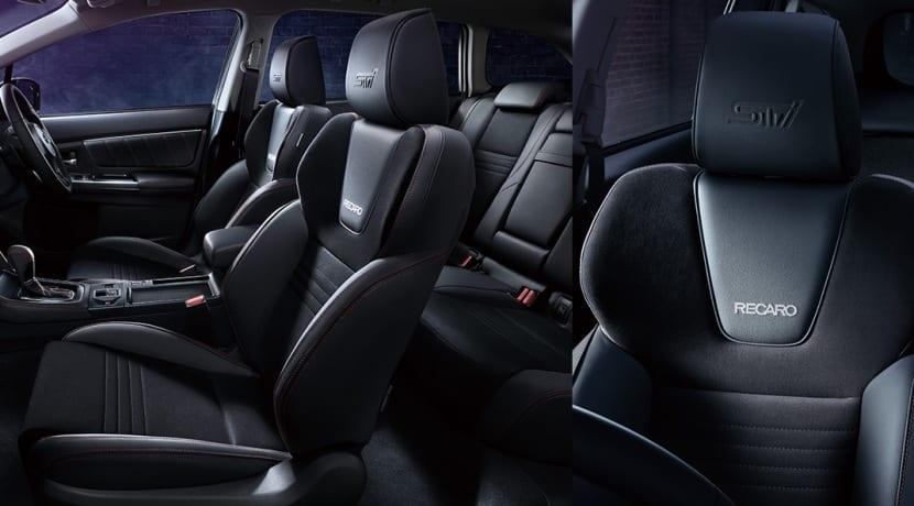 Subaru Levorg STI Sport