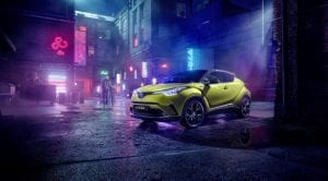 Toyota C-HR Limited Edition