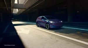 Volkswagen ID.3 teaser
