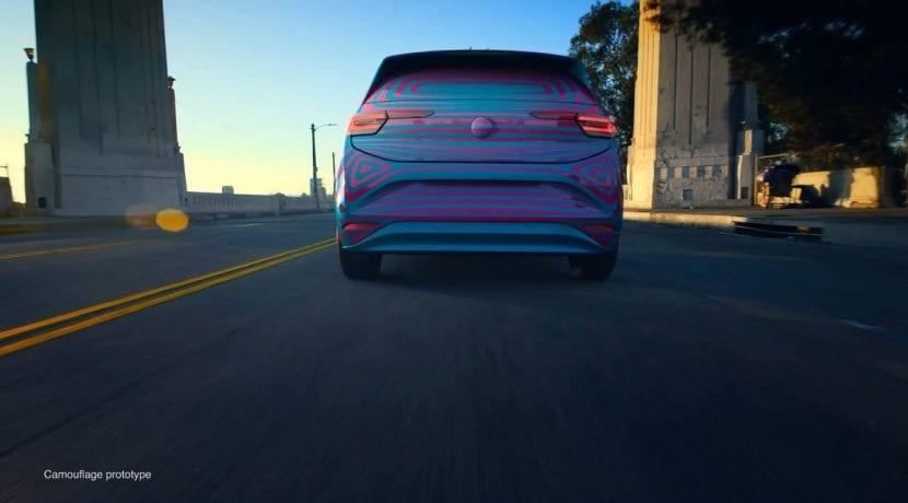 Volkswagen ID.3 teaser 0