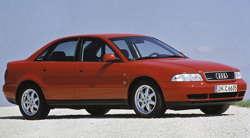 Audi A4 B5 primera generación
