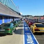 Audi Driving Experience en el Circuito de Jerez