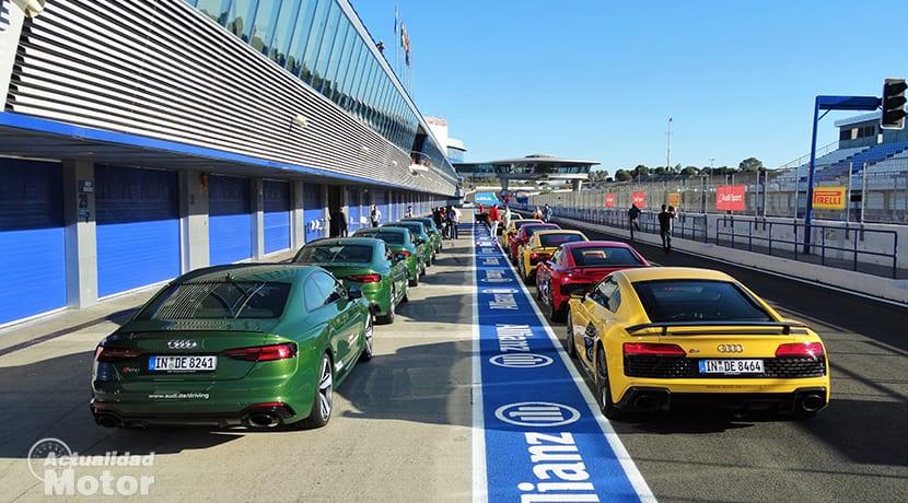 Audi Driving Experience Sportscar en el Circuito del Jarama
