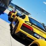 Audi R8 V10 Performance en Jerez