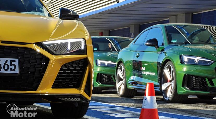 Audi R8 y Audi RS 5
