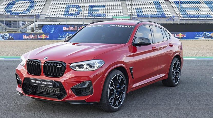 BMW X4 M Competition para el BMW M Award